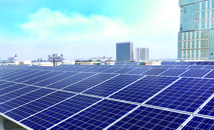 光伏产业新规范推出 严控新上单纯扩大产能项目